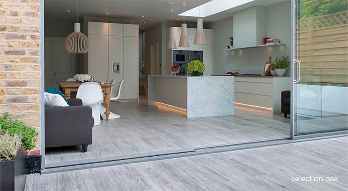 Inside/Outside - Continuous tile design | Domus Tiles, The UK\'s ...