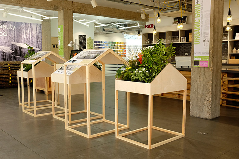 Exhibition Workplace Of The Future Domus Tiles The Uk