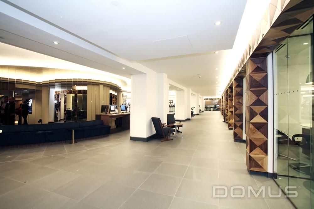 Equinox Gym Kensington Case Study Domus Tiles The Uk