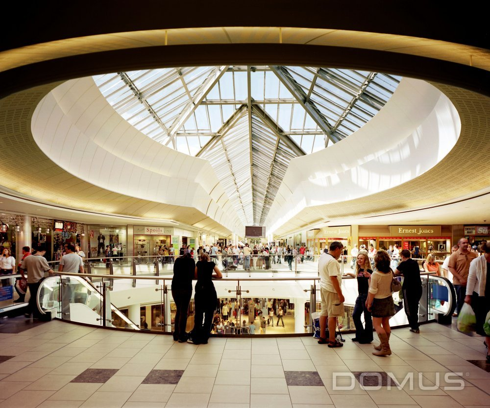 lakeside shopping centre essex case study domus tiles. Black Bedroom Furniture Sets. Home Design Ideas